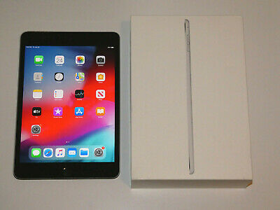 "Apple iPad mini 4 16GB Wi-Fi 7.9"" Space Grey A"