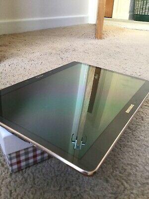 """Galaxy Tab S SM-T800N 16GB WiFi 10.5"""" - Titanium Bronze"""