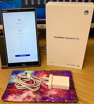 Huawei MediaPad M5 32GB Wi-Fi 8.4inch Tablet - Space Grey