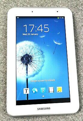 Samsung Galaxy Tab 2 GT-PGB, Wi-Fi 7 inch White -