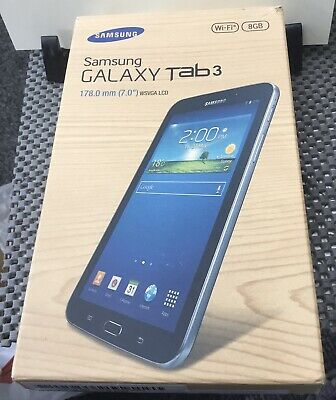Samsung Galaxy Tab 3 SM-T210 Tablet 8GB, Wi-Fi,