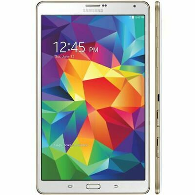 Samsung Galaxy Tab S GB WiFi 4G/LTE Tablet Dazzling