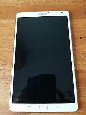 Samsung Galaxy Tab S SM-T700 White GB, Wi-Fi, needs
