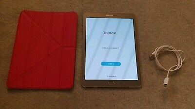 Samsung Galaxy Tab S2 8 Inch Tablet,32gb Storage, WiFi, Gold