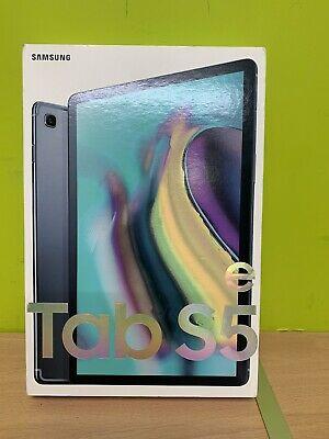 Samsung Galaxy Tab S5e 64GB Black Wi-Fi Only