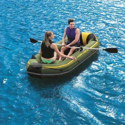Bestway Hydro-Force Inflatable Raft Hand Pump Sport Fishing