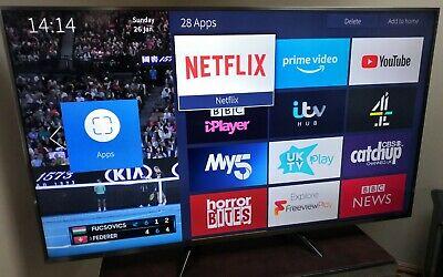 Hisense H65NUK 65 Inch SMART 4K Ultra HD HDR LED TV