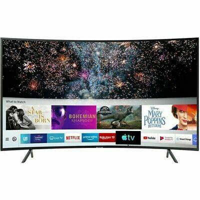 Samsung UE65RU RU Inch TV Curved Smart 4K Ultra