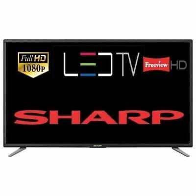 Sharp LC-43CFFK 43 inch p Full HD LED TV