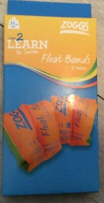 Zoggs Swimming Pool Float Arm Bands Childrens Kids Under 1-3