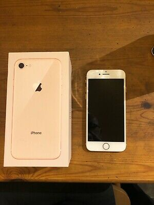 Apple iPhone 8 64GB (Gold) Unlocked. Excellent Condition