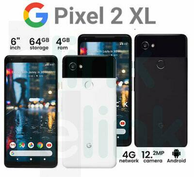 Google Pixel 2 XL 64GB Unlocked Smartphone UK Seller - GRADE