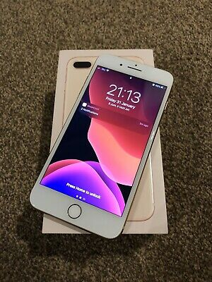 Immaculate Apple iPhone 8 Plus - 64GB - Gold (Unlocked)