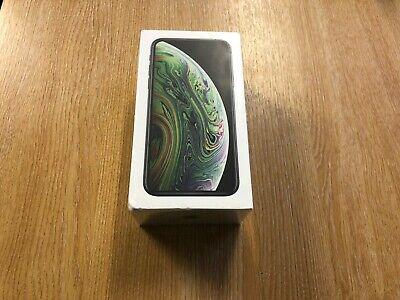 NEW SEALED Apple iPhone XS - 256GB - Space Grey (Unlocked)