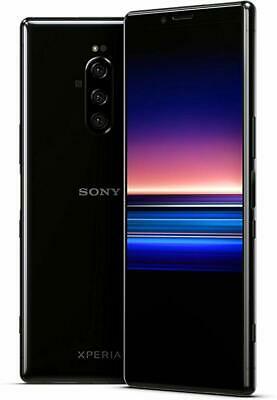 Sony Xperia GB - Black (Unlocked)