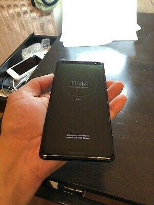Sony Xperia XZ3 Dual Sim ANDROID GB Black (Unlocked)