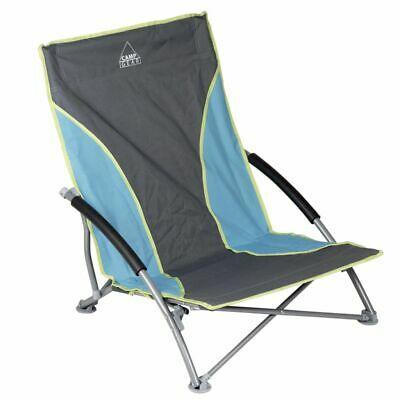 Camp Gear Beach Chair Seat Picnic Outdoor Garden Compact