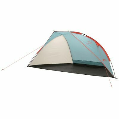 Easy Camp Beach Shelter Beach Grey and Blue Outdoor Hiking