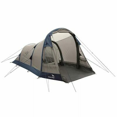 Easy Camp Inflatable Tent Blizzard 300 Grey and Blue Camping