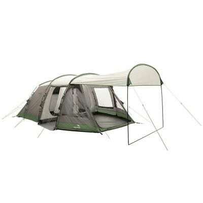 Easy Camp Tent Huntsville 600 Grey and Green Outdoor Hiking