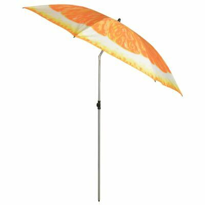 Esschert Design Parasol Kiwi 184 cm Green Outdoor Sunshade