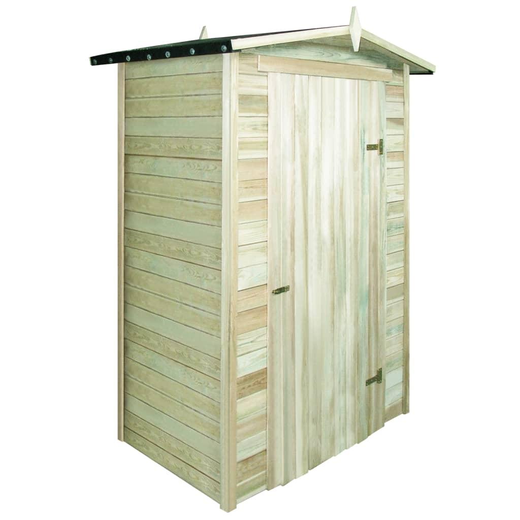vidaXL Garden Storage Shed FSC Impregnated Pinewood