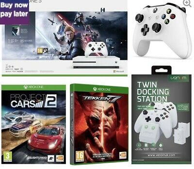 Microsoft Xbox One S 1TB BRAND NEW * Lots Of Extras**