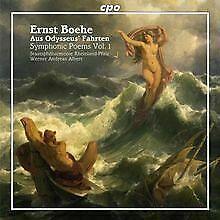 Aus Odysseus Fahrten - Symphonic Poems Vol. 1 by B...