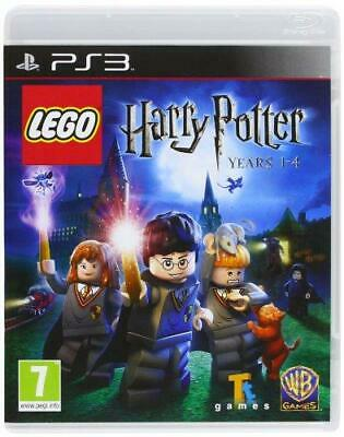 Lego Harry Potter: Years 1-4 (PS3), Good Playstation 3 Video