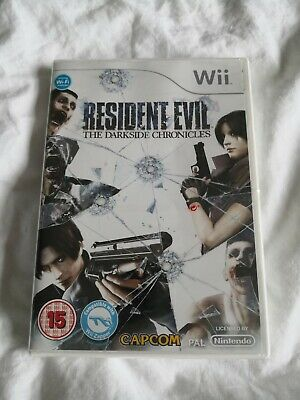 Resident Evil The Darkside Chronicles Nintendo Wii - Brand