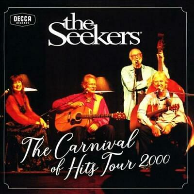 SEEKERS, THE - THE CARNIVAL OF HITS TOUR  CD) NEW CD