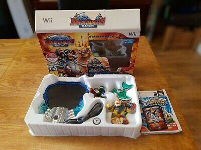 Skylanders Superchargers Racing Starter Pack Nintendo Wii