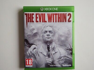The Evil Within 2 for Xbox One in MINT Condition (Includes