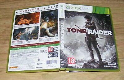 Tomb Raider (Microsoft Xbox 360)