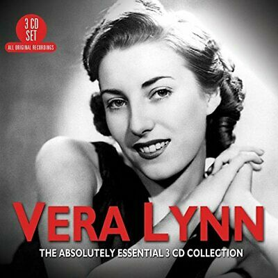 Vera Lynn - The Absolutely Essential 3CD Collection - Vera