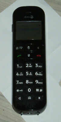 Doro Magna  Loud Cordless Dect Phone With Answering