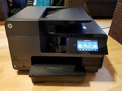 HP Officejet Pro  Wireless All-in-One Inkjet Printer