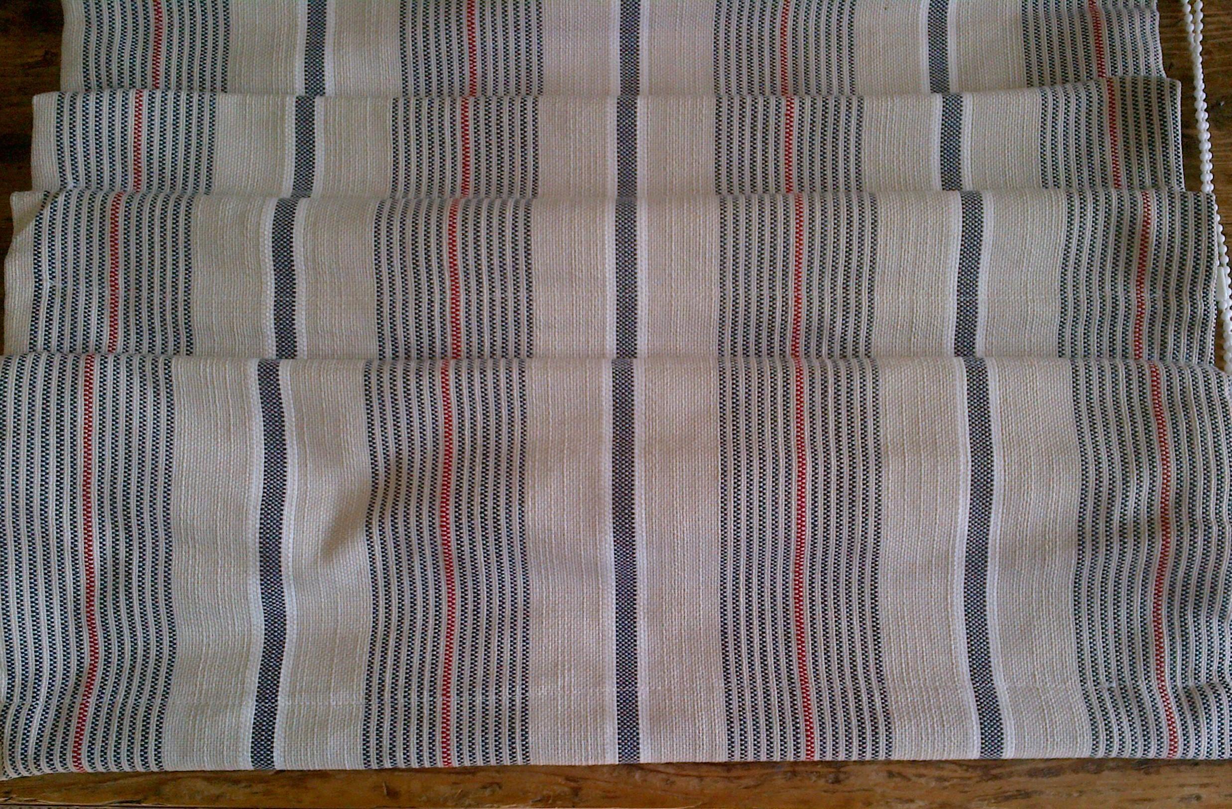 NEXT Nautical Striped Roman Blind - 120 x 120cm NEW