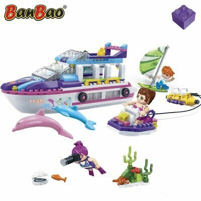 BanBao Children Pretend Building Brick Set Construction Toy