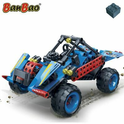 BanBao Racer 06 Building Blocks Racing Car Construction Set