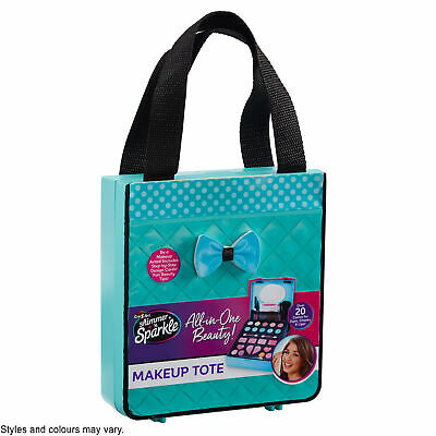 Cra-Z-Art Shimmer 'N' Sparkle All-in-One Beauty Make Up Tote