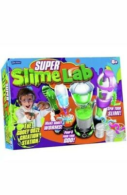 John Adams Super Slime Lab Gross Science Creation Station