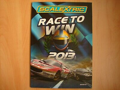 Scalextric Catalogue  Edition 54 C – mint
