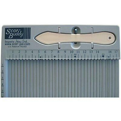Scor-Pal Buddy Mini Scoring Board, 24 cm x 19 cm, Metric