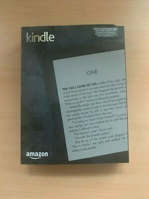 Amazon Kindle Paperwhite 3 (7th Generation) 4GB, Wi-Fi, 6in