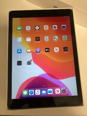 Apple iPad 7th Gen. 32GB, Wi-Fi + 4G (Unlocked) 10.2 in -