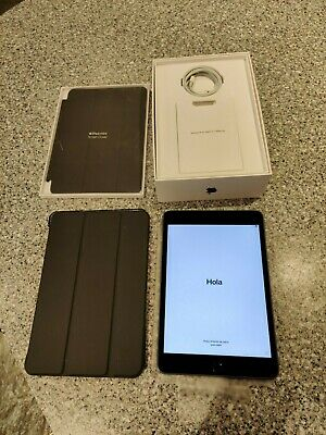Apple iPad Mini (5th Generation) 64GB, Wi-Fi, 7.9in - Space