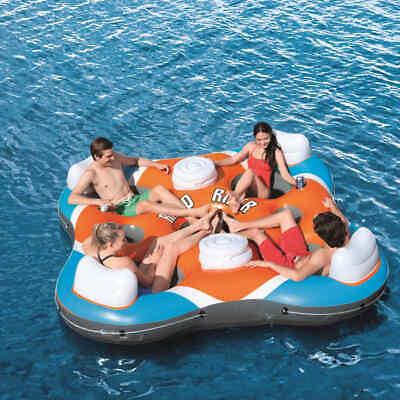 Bestway CoolerZ Inflatable Pool Float Rapid Rider Quad