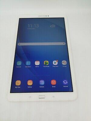 Excellent Samsung Galaxy Tab A6 White 10.1 SM-TGB WiFi