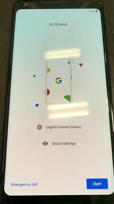 Google Pixel 2 XL G011C 64GB Unlocked Smartphone - Black -